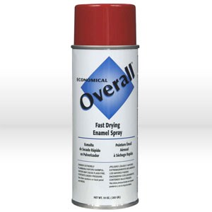 Picture of V2407830 Rust-Oleum Spray Paint,Topcoat/O/A spray paint,16 oz,Red