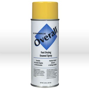 Picture of V2409830 Rust-Oleum Spray Paint,Topcoat/O/A spray paint,16 oz,Yellow