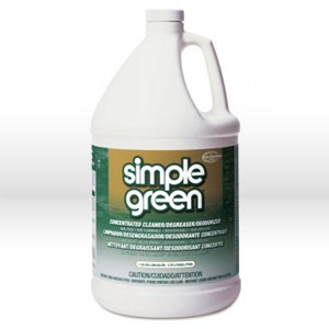 Picture of 13005 Simple Green Cleaner Degreaser,Original formula concentrated cleaner,1 gallon bottle