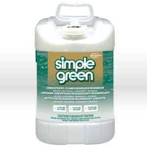 Picture of 13006 Simple Green Cleaner Degreaser,Original formula concentrated cleaner,5 gallon pail