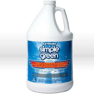 Picture of 13406 Simple Green Extreme Cleaner Degreaser,Aircraft & precision cleaner,1 gallon bottle