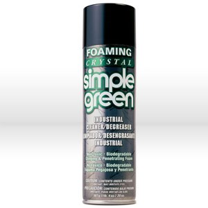 Picture of 19010 Simple Green Crystal Cleaner Degreaser,Industrial foaming cleaner,20 oz