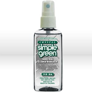 Picture of 19011 Simple Green Crystal SAMPLE,Cleaner Degreaser,2 oz,Trigger spray