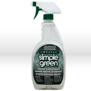 Picture of 19024 Simple Green Crystal Cleaner Degreaser,24 oz,Trigger spray