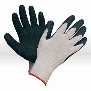 Picture of 200-L Sperian Poly Glove,M weight gray poly/cotton shell,Cut resistant 10 gauge,L