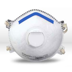 Picture of 14110395 Sperian SAF-T-FIT Plus Disposable Respirator,Filter Class/N95,X,L
