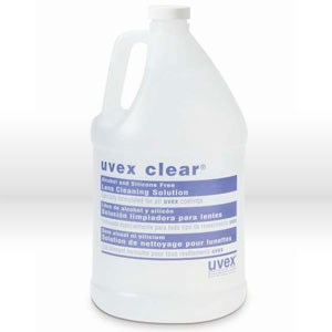 Picture of S464 Sperian Lens Cleaning Solution,Clear refill lens cleaning solution,1 gallon/4 gal