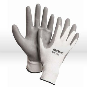 Picture of WE100-S Sperian String Gloves,13- cut white polyester shell