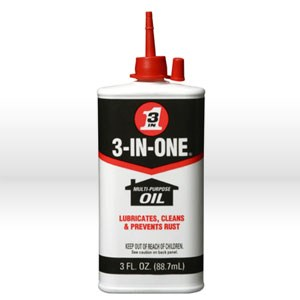 Picture of 10035 WD-40 3-IN-ONE Lubricating Oil,Multi-purpose oil,3 oz