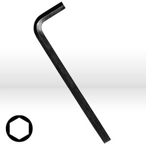 Picture of 15236 Eklind Hex-L L Shaped Hex Key,Style:9/16""