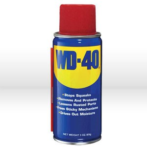 Picture of 11010 WD-40 Aerosol Lubricant lubricants,3 oz