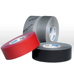 "Picture of 207423 Shurtape Industrial Grade Cloth Duct Tape,2""x60 YARD 10 mil,Polycoated PC-609-2-SIL"