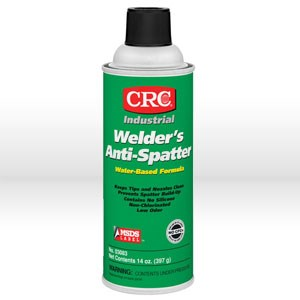 Picture of 03083 CRC Welder's Anti-Spatter Lubricant, 16 oz aerosol