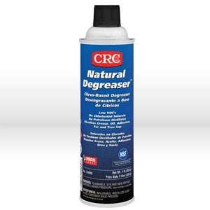 Picture of 14005 CRC Cleaner/Degreaser, NATURAL DEGREASER, 16 oz aerosol