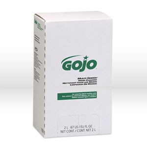 Picture of 7265-04 Gojo Multi- Green Hand Cleaner,Medium & heavy duty soils