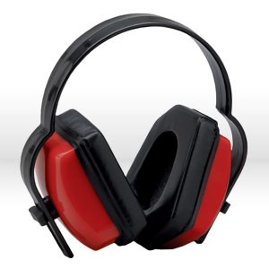 Picture of 14225 ERB Safety Ear Muffs,Hearing protection,One Size,PlasticH1149H1114:HH1114:H1213
