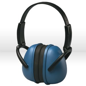Picture of 14231 ERB Safety Ear Muffs,239 NRR 23 db,Hearing protection,One Size