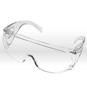 Picture of 15654 ERB Safety Glasses,High impact visitor Safety glasses,Clear lens,Vinyl