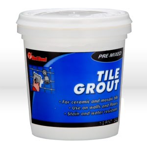 Picture of 0422 Red Devil Tile Grout,Pre-mixed Tile Grout (1/2 PT)