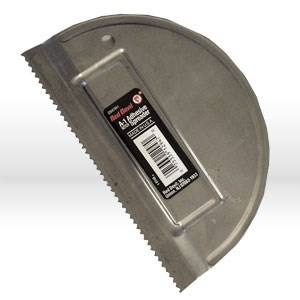 "Picture of 2947/A1 Red Devil Adhesive Spreader,6"" Adhesive Spreader 1/16x1 /16"" Notch"