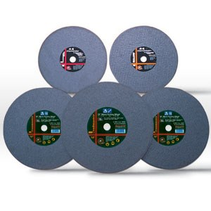 Picture of 54422 Bullard Type 1 Cut Off Wheel,The Ironmaster FOR PORTABLE CHOP SAWS,14x3/32x1