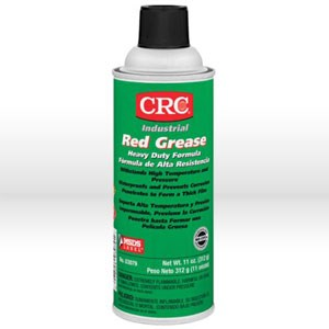 Picture of 03079 CRC Grease, RED GREASE Lubricant, 16 oz aerosol