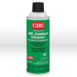 Picture of 03130 CRC Contact Cleaner, QD CONTACT CLEANER (Quick Dry), 11 oz