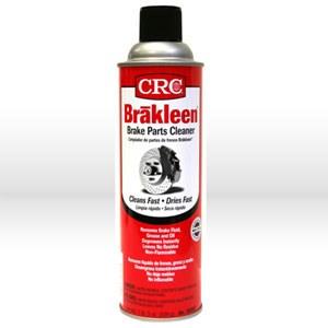 Picture of 05089 CRC Brake Parts Cleaner, BRAKLEEN, 20 oz aerosol