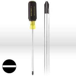Picture of 60310 Phillips Screwdriver,#2,10X14-5/16,PHILLIPS,#2 TIP Size,14-5/16 INCH O/L,10 SHANK