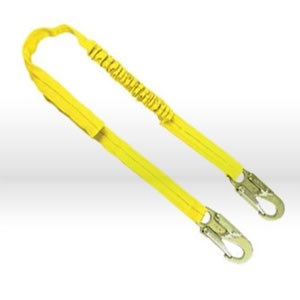 Picture of 87419 Lanyard,Nylon Rope,LOCKING SNAP HOOK TYPE,1/2 INCH ROPE/CABLE Dia,6 FT OVERALL LENGTH