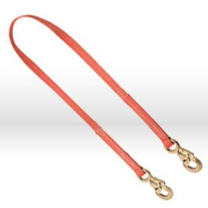 Picture of 87432 Lanyard,Nylon Web,2 Lock,1 INCH WEB WIDTH,6 FT OVERALL LENGTH,11/16 INCH