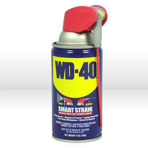 Picture of 11005 WD-40 Aerosol Lubricant,Smart Straw,8 oz