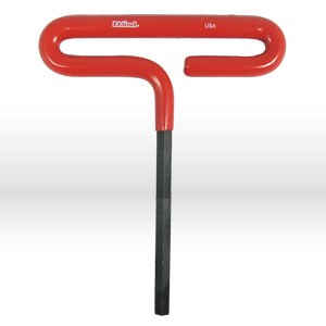 "Picture of 51624 Eklind Cush Grip T Shaped Hex Key,3/8""-6"" Arm"