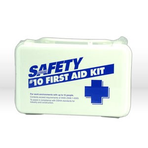 Picture of 17130 ERB Safety 10 ANSI Person First Aid Kit
