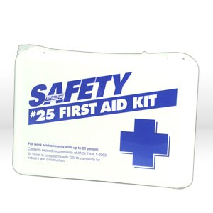 Picture of 17132 ERB Safety First Aid Kits,first aid kit,Contractor's kit