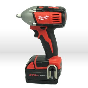 Picture of 2651-22 Milwaukee M18 Cordless Impact Wrench,3/8""