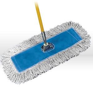 "Picture of FGK15700-WH00 Rubbermaid Dust Mop,Cut end dust mop,48"""