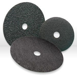 "Picture of 51111-50413 3M Fiber Disc,Fiber Disc 501C,36 Grit,4-1/2""x7/8""/4"