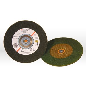 "Picture of 51111-55989 3M Depressed Center Grinding Wheel,24 Grit,7""x1/4""x7/8"""