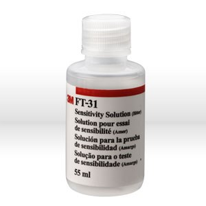 Picture of 51138-54204 3M Respiratory Supply Solutions,Bitter,Part#ft-31,Sensitivity Solution,55 ml 6