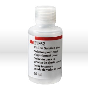 Picture of 51138-54205 3M Respiratory Supply Solutions,Bitter,Part#ft-32,Fit Test Solution,55 ml
