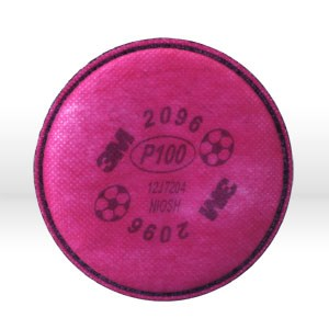 Picture of 51138-54295 3M Respirator Filter,Particulate filter,2096,Nuisance Level Acid Gas Relief
