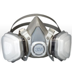 Picture of 51138-66069 3M Disposable Respirator Kits,M