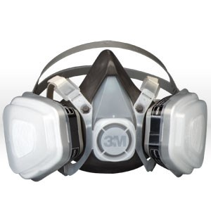 Picture of 51138-66070 3M Disposable Respirator Kits,L