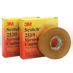 "Picture of 54007-04836 3M Electrical Tape,Scotch electricaltape 2520,3/4""x60ft"