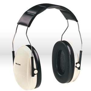 Picture of 93045-08061 3M Peltor Optime Ear Muffs,95 Over-the-Head earmuffs,H6A/V