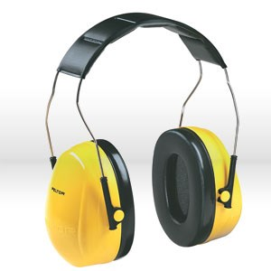 Picture of 93045-08091 3M Peltor Optime Ear Muffs,98 Over-the-Head earmuffs,H9A