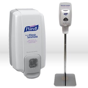Picture of 2423-DS Gojo Purell Sanitizing Station,PURELL Sanitizing Station