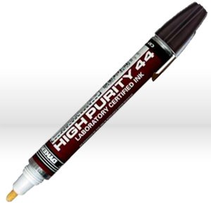 Picture of 44404 ITW Dykem High Purity Paint Markers,Med Tip,Black