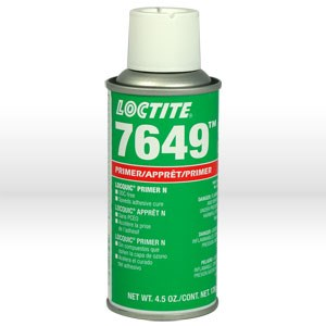 Picture of 21348 Loctite PRIMER N Thread Sealant Primer,# 7649,4.5 oz can